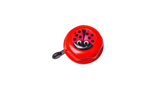 RFR Beetle Fahrradklingel Junior red